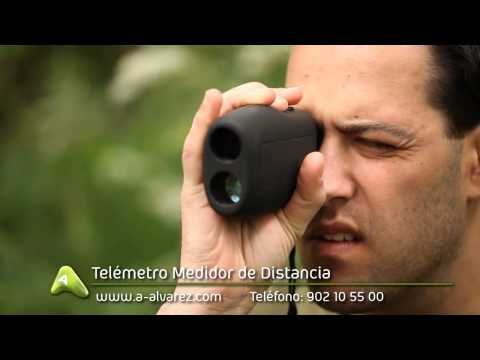 Telémetro Láser Medidor de Distancia Lrf600