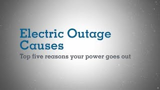 Top 5 Outage Causes - CUrious