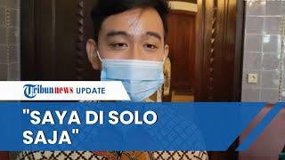 Bantah Kabar Dirinya Dikaitkan Pencalonan Gubernur DKI Jakarta, Gibran Rakabuming: Saya di Solo Saja