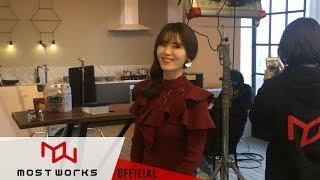 [MV Behind] 김연지(Kim Yeon Ji) - 10년이나 버티니 (10 Years Without You)