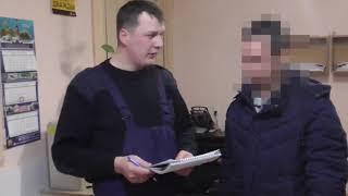 Задержание пьяного водителя в Туркменском районе