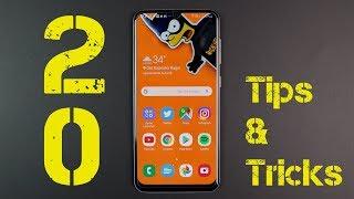 20 Tips & Tricks for Samsung Galaxy A50 | One UI Hidden Features