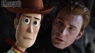 Disney  Pixar's AVENGERS: ENDGAME   Mash Up Trailer Parody
