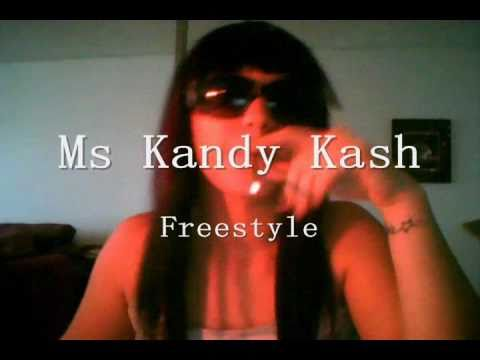 "Ms Kandy Kash ""Go Ham"" Freestyle"