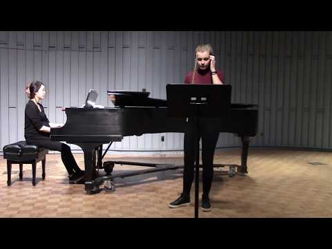 J.S.Bach - Sonata in e-minor, Sanda Mašić-flute; Hyunjin Kim-piano