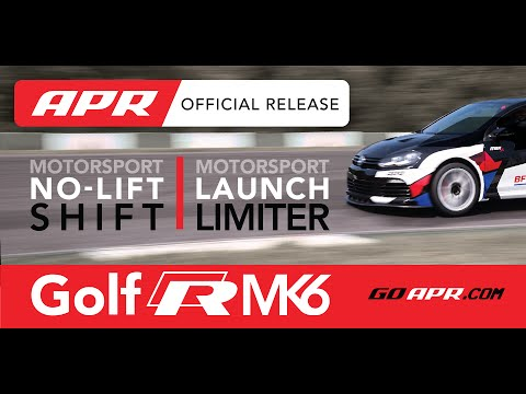 APR Motorsport Launch Limiter and Motorsport No-Lift Shift
