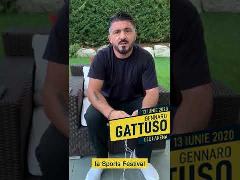 RINO Gattuso joaca cu Totti, Pirlo și Mutu la Cluj
