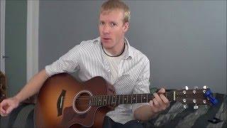 Michigan Left - Arkells (Acoustic Cover)
