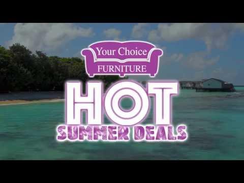 Hot Summer Deals - TV
