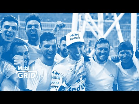 Dazzling In The Desert – Red Bull's Pierre Gasly Re-Lives The 2018 F1 Bahrain Grand Prix | M1TG