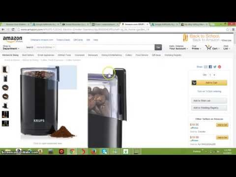 Selling On Ebay- How to Make Money With Ebay Dropshipping From Amazon