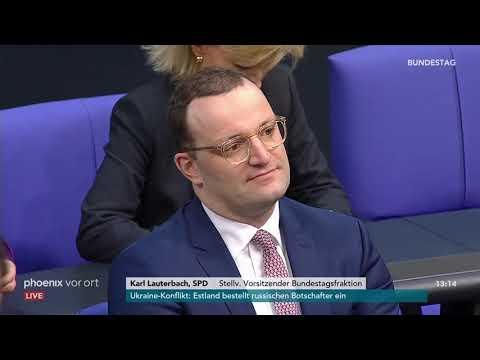 Orientierungsdebatte im Bundestag zur Organspende am 28.11.18
