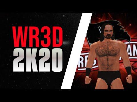 How to download wwe 2k19 mod wrestling revolution 3D - смотреть