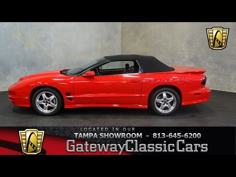 Video of '01 Firebird Trans Am - KFGZ