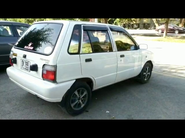 Suzuki Mehran VX Euro II 2015 for Sale in Islamabad