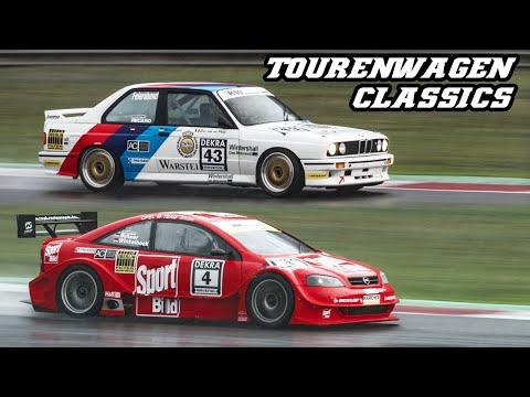 Sierra RS500, E30 M3 DTM, Astra DTM, E46 ETCC, 190e,  - Tourenwagen Classics Zolder 2019