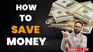 आप पैसा कैसे जलाते हैं?  चौंकाने वाला सच....| Stop Burning Your Money |Money Saving| Zorba The Zen