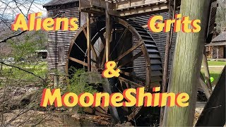Moonshine, Grits and Ancient Aliens in Pickens S.C