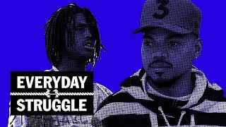 Everyday Struggle - Chance Drops Some Heat, Chief Keef Hologram Tour Genius or Lazy?