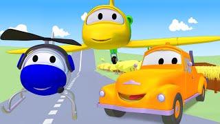 Download Video Tom Holownik i Samolot | Samochody i pojazdy bajka o maszynach MP3 3GP MP4