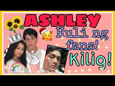 Ashley nahuli ng fans! Kilig nanaman milkies!