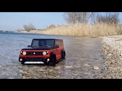 Suzuki  Jimny Внедорожник класса J - тест-драйв 3