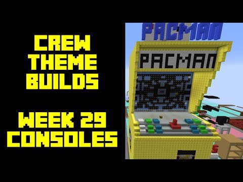 Minecraft - Your Theme Builds - Week 29 - Consoles