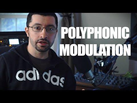 Polyphonic Modulation in U-he HIVE