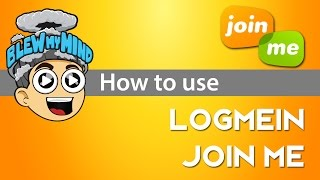 How To use LogMein Join me ( join.me ) in Easy Steps