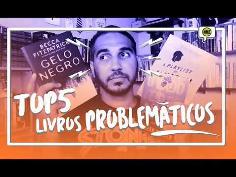 TOP5: Livros Problemáticos | Na Minha Estante
