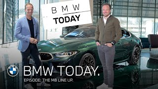 YouTube Video 9K49BzDnmfk for Product BMW M8 & M8 Competition Coupe, Convertible, & Gran Coupe (G14, G15, G16) by Company BMW in Industry Cars