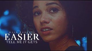 Easier • Maia Roberts
