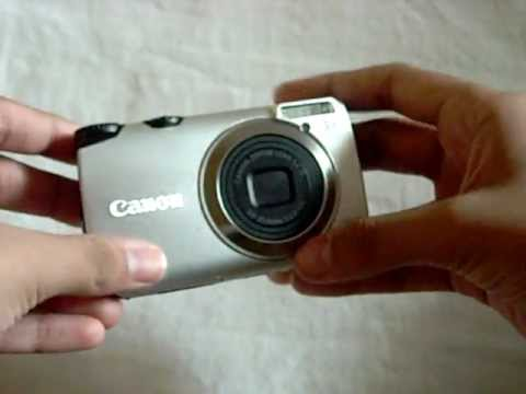 Canon PowerShot A3300 IS Review