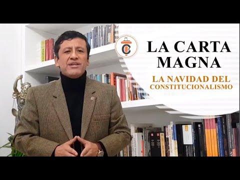 LA CARTA MAGNA - Tribuna Constitucional 139 - Guido Aguila Grados