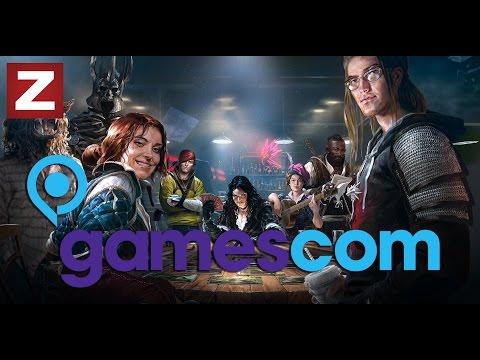 Gamescom 2016. Выставка уныния - zaddrot.com