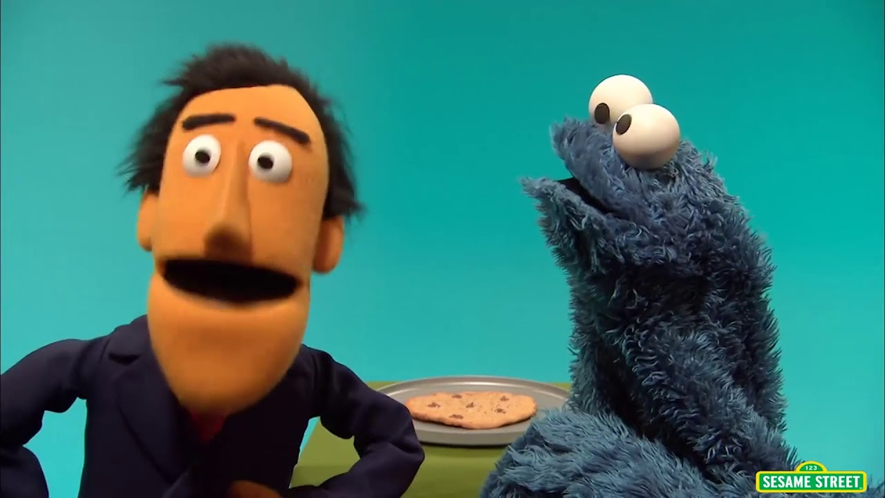 'C' is for 'Cookie' and 'Control'
