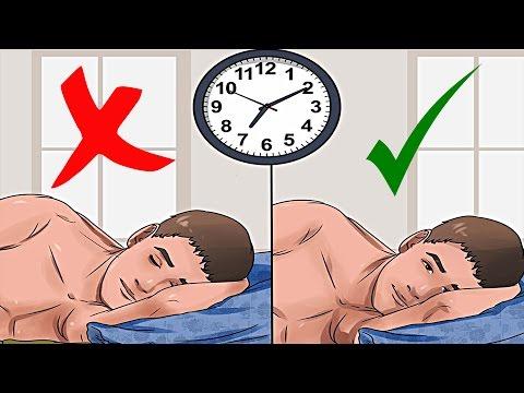 5 Life Hacks To Get A Good Night Sleep