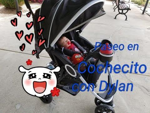 BEBÉ REBORN Rutina de paseo en cochecito de paseo con mi bebé reborn Dylan