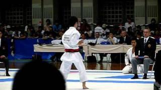 吉田裕太選手世田谷2010インターハイ決勝