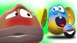 FARTING VIVO | Wonderballs Cartoon Show | 3D Funny Animated Cartoons for Children by HooplaKidz TV