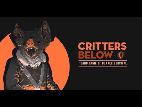 We take a peek in the dark at Critters Below