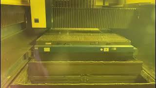 LASERSCHNEIDANLAGE TRUMPF TRULASER 5030 FIBER (L68), 8000 WATT LM-1804