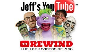Jeff's YouTube Rewind! Top 10 Videos From 2018 | JEFF DUNHAM