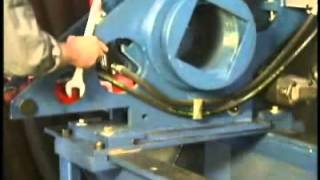 Nut Buster - Hydraulic Torque Wrench