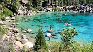 Best Beaches In Lake Tahoe | Summer 2020