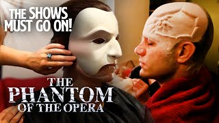 The Makeup Behind The Mask | Backstage at The Phantom of The Opera