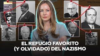 """MILES DE AGENTES NAZIS FUERON """"PROTEGIDOS POR LA ALEMANIA OCCIDENTAL"""""""