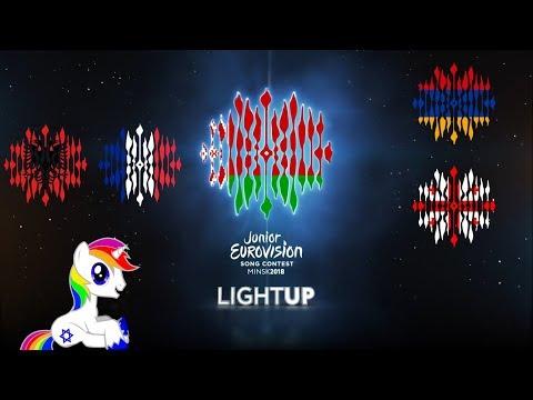 Пони спасает Детское Евровидение 2018 вместе в Грузией, Францией, Арменией и Албанией