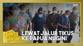 Gubernur Papua Lukas Enembe Dideportasi Papua Nugini karena Lewat Jalur Tikus, Kena Tegur Mendagri