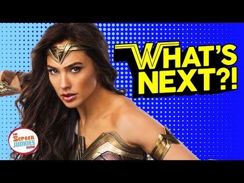 Wonder Woman Sequels!?
